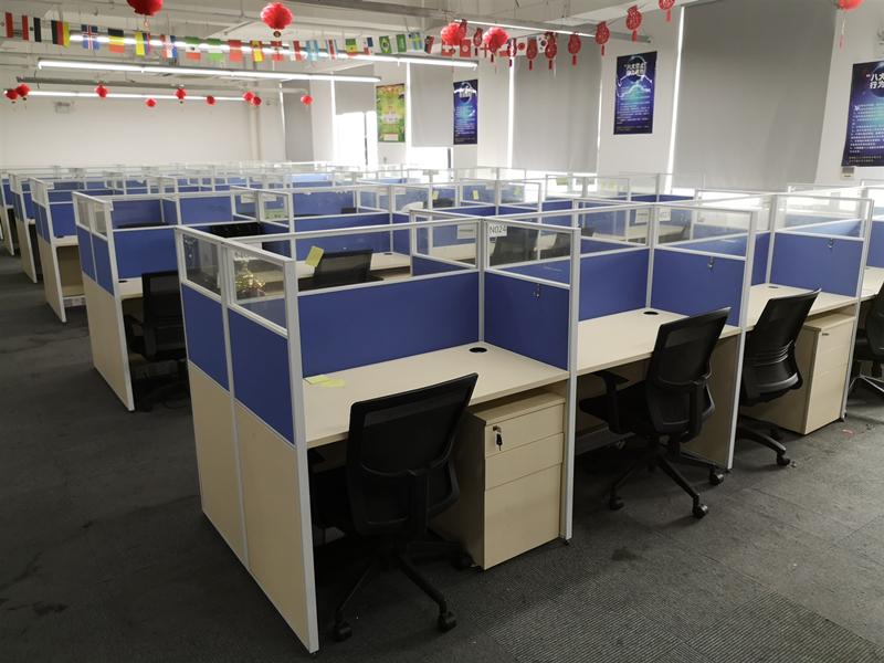 屏风工位员工椅(150套)